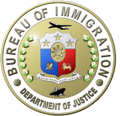 Logo - Bureau of Immigration