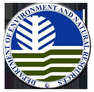 Logo - dept environment