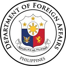 Logo - dept foreign affairs