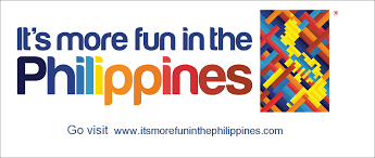 Logo - more fun in philippies