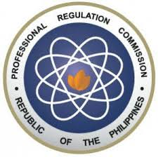Logo -professional regulation commission