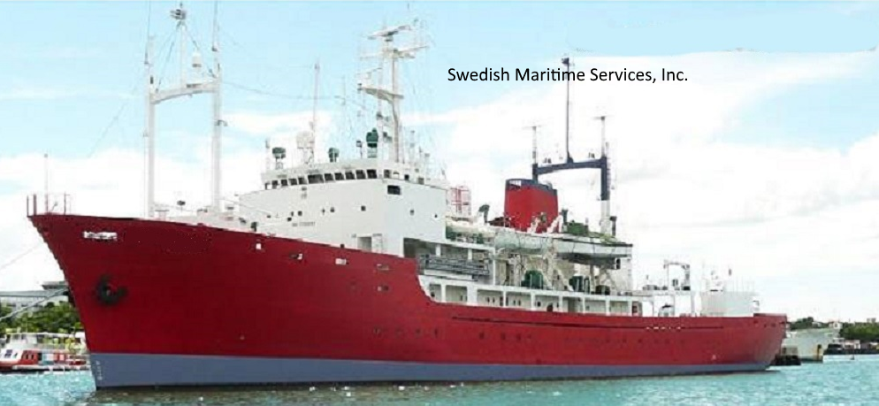 Scandimar-ph » Ship for sale Large research / Utility vessel 81 m