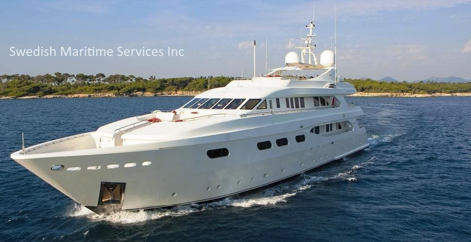 42,5m 2003 Cantieri di Fiumicino for sale from owner